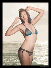 Bonnie (madmarv00) Tags: bonnie d600 makapuu nikon sandybeach beach bikini girl hawaii kylenishiokacom model oahu ocean