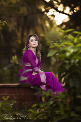 Navin (asaduzzaman.noor) Tags: female woman girl portrait photography asaduzzaman noor canon 6d 70200mm f28l yn 560 dof dramatic windy beauty beautiful cinematic face color khulna bangladesh ku outdoor