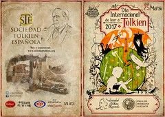 Artwork Mithlond Dia leer Tolkien 2017 02 (Sociedad Tolkien Española (STE)) Tags: ste tolkien tolkienreadingday díadeleeratolkien alicante smialmithlond