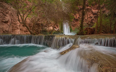 20170411-Havasu-1030-Edit (BX's Photos) Tags: havasupai havasu supai falls mooney grand canyon water waterfalls havasucreek havasucanyon arizona turquoise grandcanyon coloradoriver