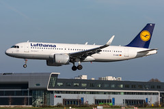 D-AINE - Lufthansa - Airbus A320-271N(WL) (5B-DUS) Tags: daine lufthansa airbus a320271nwl a320 neo ams eham amsterdam schiphol international airport airplane aircraft aviation flugzeug flughafen planespotting plane spotting netherlands
