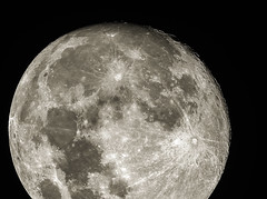 Moon, Gibbous 93,8% (age 12,4 d) (Carballada) Tags: astrophotography astronomy deep space astro celestron zwo as1600mmc skywatcher gso rc8 sky qhy qhy5iii174