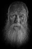 Mitch (tina777) Tags: mitch biker motorbike triumph beard portrait male man person photoshop elements 13 topaz adjust clarity nik silver efex vale glamorgan wales fujifilm xt10 monochrome black white