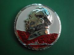Navy  海军 (Spring Land (大地春)) Tags: china badge mao zedong 中国 人 套章 徽章 文化大革命 毛主席 毛泽东 毛泽东像章 社会主义