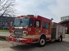 Engine 13 (MCN13) Tags: columbus ohio fire truck engine