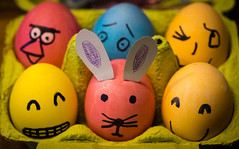 Happy Easter / Frohe Ostern (Danyel B. Photography) Tags: happy easter frohe ostern eggs eier ei hase fest holiday