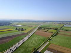Swiss Highway A1 (picturesbywalther) Tags: highway mavic drohne autobahn a1 zurich bern luftaufnahme airshot landscape landschaft dji oensingen horizon sky himmel