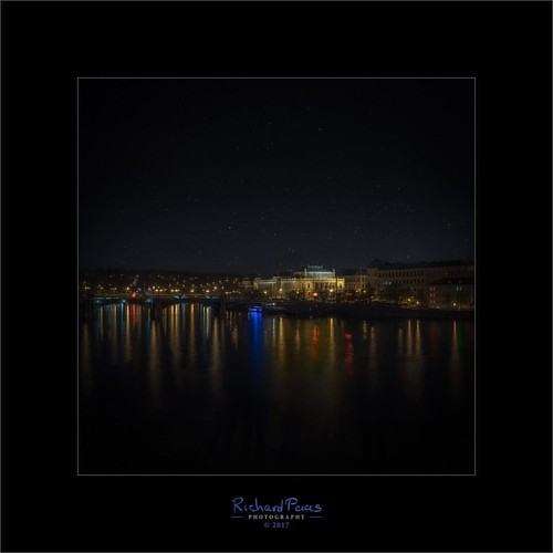 Czech Philharmonic by night