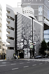 Watari Museum of Contemporary Art. (Stefano Perego Photography) Tags: stepegphotography stefano perego building watari museum contemporary art modern architecture mario botta tokyo japan edificio museo architettura moderna giappone