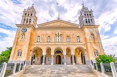 Lefkes, Paros (Kevin R Thornton) Tags: d90 nikon travel architecture greece church mediterranean lefkes paros egeo gr