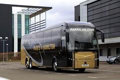 Park's of Hamilton LSK444 (busmanscotland) Tags: parks hamilton lsk444 lsk 444 volvo b11r b11rt jonckheere shv glasgow celtic football club fc sj16cpk sj16 cpk