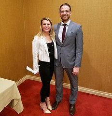 Congratulation's to #olninc #bossbabe Erin on her recent recognition at an industry conference. 👏🎉👏 (oln_inc) Tags: oln inc carson ca los angeles