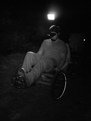 Rhett With Nightvision Goggles