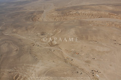 Bedouin tents (APAAME) Tags: aerialarchaeology aerialphotography middleeast airphoto archaeology ancienthistory