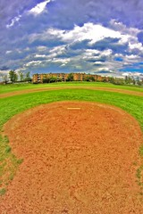 IMG_8512.JPG (Jamie Smed) Tags: 2014 handyphoto hdr blue clouds green app eos jamiesmed iphoneedit teamcanon fisheye canon rebel rokinon snapseed sky skies lens prime geotagged geotag fixed manual focus wide angle baseball landscape cincinnati sports sport photography may ohio midwest