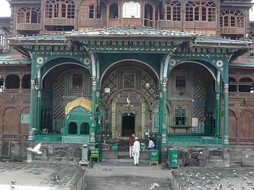 Khanqa Shah Hamdan Srinagar (10)