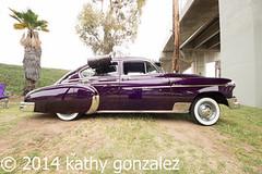 chicano park 1-2365 (tweaked.pixels) Tags: chevrolet purple sandiego deluxe airbrush chicanopark 1953 easterweekend aircooler pixelfixel tweakedpixels ©2014kathygonzalez