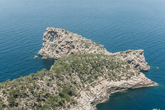 valldemossa042 (Sebas Adrover) Tags: sea mar spain nikon rocks mediterranean d70 unesco mallorca rocas mediterráneo valldemossa balearicislands balearic foradada tramuntana illesbalears serradetramuntana saforadada