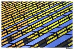 Conservatorium Amsterdam - Chameleon facade (AurelioZen) Tags: abstract netherlands amsterdam architecture europe rhythm noordholland oosterdokseiland glassfacade canonefs1785isusm amsterdamsconservatorium dearchitectenciefritsvandongen chameleonfacadefilms