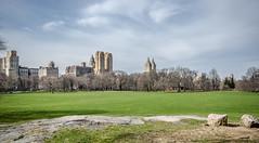 Central Park (Maciek Lulko) Tags: park nyc newyorkcity usa newyork skyline architecture skyscraper nikon skyscrapers centralpark sigma sheepmeadow sigma1020 nikond7000