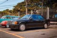 Mercedes-Benz 190E (Jeferson Felix D.) Tags: canon eos mercedes benz mercedesbenz 190e 18135mm 60d canoneos60d mercedesbenz190e
