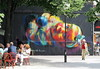 SEMA LAO (Brin d'Amour) Tags: paris peinture bébé 75011 brindamour muroberkampf semalao