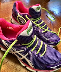 New running shoes (Laura Broder) Tags: shoe shoes sneakers asics kicks tennisshoes