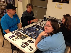 Petrie's Star Trek game day 2014