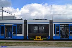 Boem (tramlijn30) Tags: amsterdam diemen gvb combino schade werkplaats 2052 2069 hwr hoofdwerkplaats tramlijn30