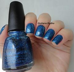 China Glaze - Dorothy Who? (Desafio ABC - Letra D) (giu_a_b) Tags: