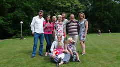 DSC01177 Fam Annie en Gerard Hagen 3 - Cheese (jos.beekman) Tags: familie hagen 2014 reunie twello wezelanden