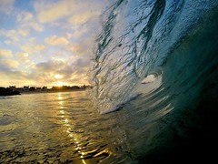 Fight The Sun (Wedger132) Tags: ocean color beach nature water sunrise google surf waves tube barrel wave surfing newportbeach newport bowls surfline natgeo toobs waterphotography justindelandphotography justindeland