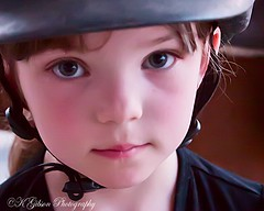 Em with her Riding Hat (azphotomom37) Tags: family arizona portrait girl daughter naturallight kgibsonphotography
