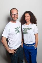 Diana und Gerald (FreundefuersLeben) Tags: suizid verein selbstmord aufklärung suizidprävention freundefürsleben frndtv frndde
