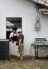 Hearsay (Lars Plougmann) Tags: party window kitchen festival austin chat texas romania tasteofromania lp4727