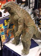 2014-Godzilla Action Figure at  Wonder-Con Anaheim-01 (David Cummings62) Tags: california ca movie actionfigure calif godzilla anaheim con cummings wondercon davidcummings davecummings