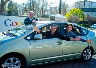 没坐过谷歌无人驾驶汽车?硅谷体验团队全纪实