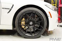 Mineral White F80 M3 (RaceWerkz) Tags: bmw brakes f80 carbon m3 bimmer hre flowform mpower hankook rwe rs3