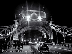 Tower Bridge on a Saturday Night (Michael Pancier Photography) Tags: uk travel vacation england london unitedkingdom gb travelphotography commercialphotography naturephotographer michaelpancierphotography landscapephotographer fineartphotographer michaelapancier wwwmichaelpancierphotographycom summer2014