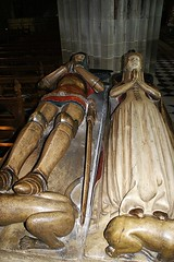 Beauchamp Tomb, Worcester Cathedral (hugh llewelyn) Tags: cathedral tomb worcester beauchamp