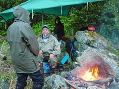 Rocky Camp (The Cabin On The Road) Tags: alaska kayak kayaking seakayak tarp seakayaking alaskaseakayaking tarpcamp