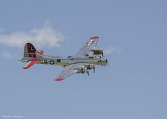 B-17 Flying Fortress (jbwolffiv) Tags: wwii b17 boeing midatlanticairmuseum