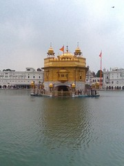 Golden temple !! (rick_toor) Tags: india beautiful gold amritsar goldentemple sarowar iphonephotography ricktoor