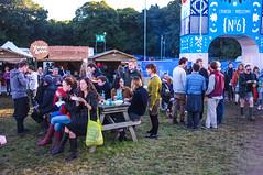 Munch Against Everyone's Advice (Jones The Camera) Tags: 6 festival wales gate arch no cymru september number portmeirion six medi gwynedd gwyl 2013 rhif chwech yumbun softsteamedbuns