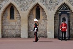 Img408587nx2_conv (veryamateurish) Tags: army military windsor british windsorcastle changingoftheguard grenadierguards oldguard footguards householddivision royalmarines changingtheguard newguard royalmarinecorps