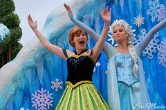 Festival Of Fantasy (disneylori) Tags: anna frozen mainstreet princess disney parade disneyworld characters wdw waltdisneyworld elsa magickingdom townsquare mainstreetusa disneyprincess disneycharacters disneyparade disneyworldparade facecharacters waltdisneyworldparade frozencharacters festivaloffantasyparade
