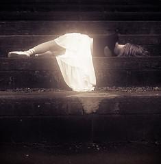 Your demons can be so pretty (notyourcanvas) Tags: ballet model ballerina glow alexispatten notyourcanvas