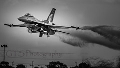 F16 #1 (G&R) Tags: show canon turkey eos prime air 300mm f16 7d l turkish raf waddington 2014 soloturk