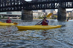 7-10-2014 Beginner Paddle (Jo Outdoors) Tags: up stand boards kayak paddle kayaking sup kayakpittsburgh paddleboards ventureswpa venturesouthwestpa