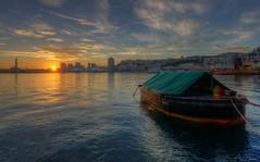 Genova isola delle chiatte sunset 2013-10-16 182853 (AnZanov) Tags: sunset cool tramonto genova uncool hdr cool2 uncool2 uncool3 uncool4 uncool5 uncool6 uncool7